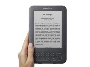 Le Kindle 3 d'Amazon